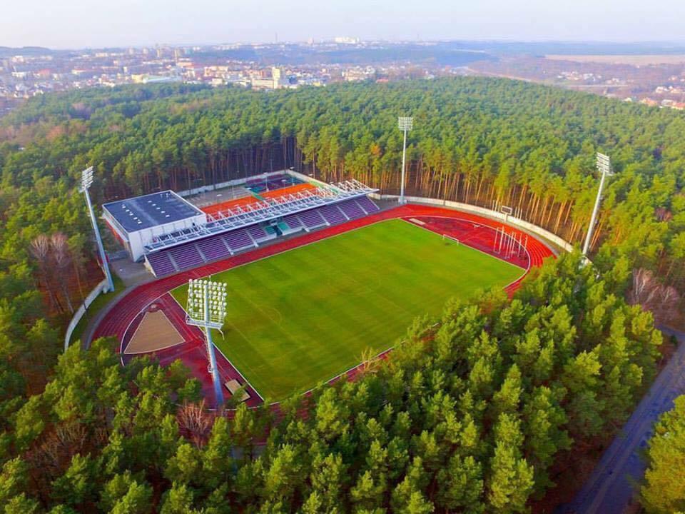 Alytaus miesto stadionas